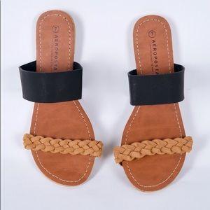 Aeropostale Sandals Size 7